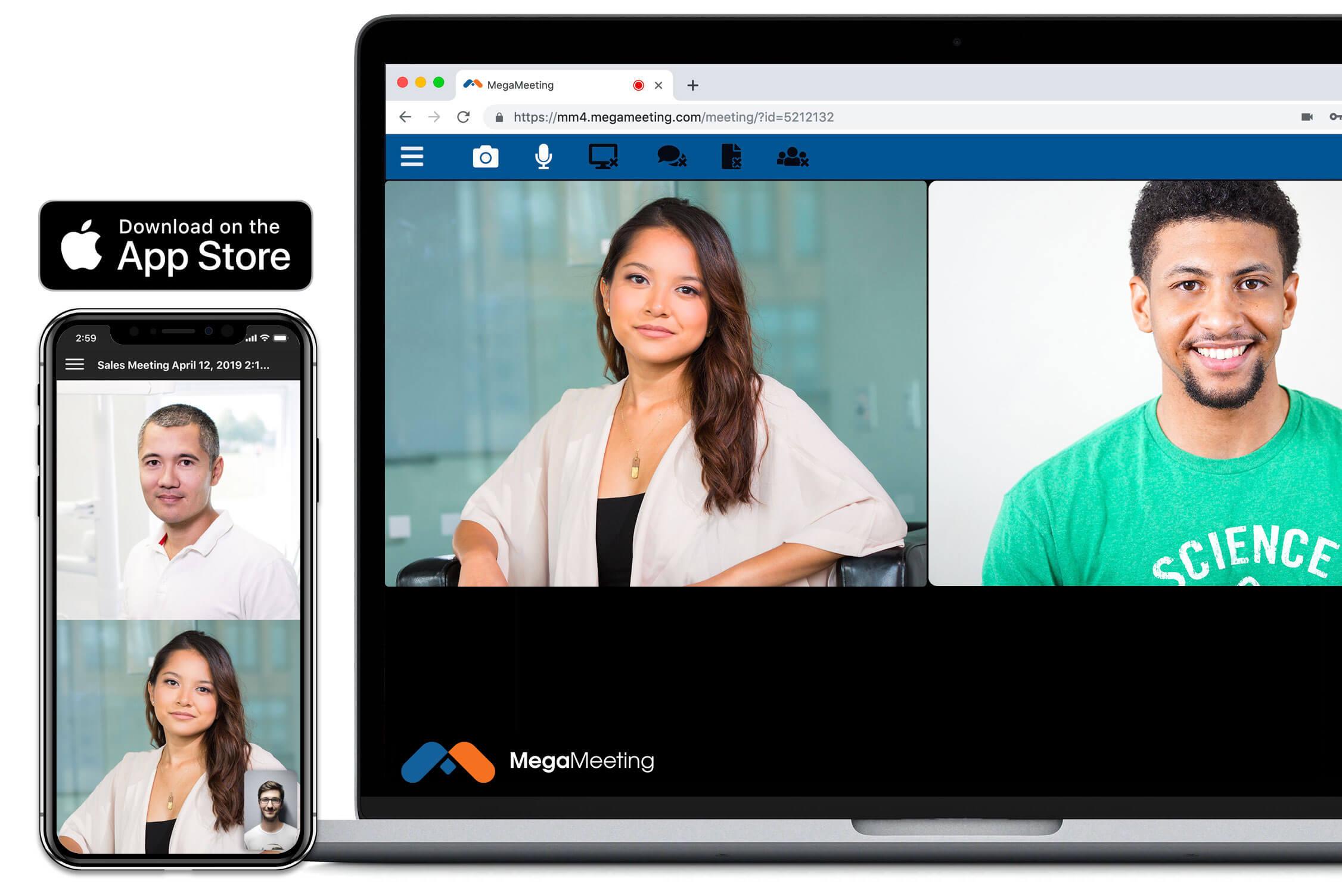 Video Conferencing Software, Webinar Services, Web Conferencing