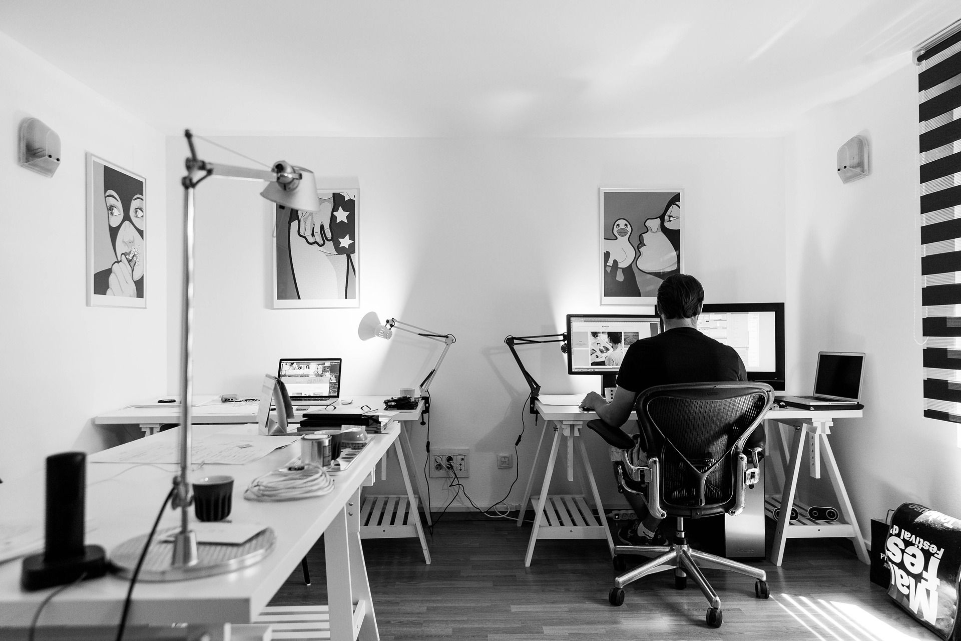 The best home office setup for productivity also includes a good video conferencing home office plan.